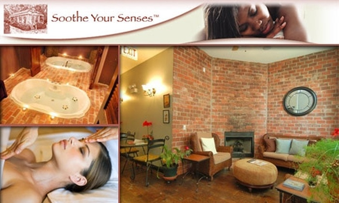 Soothe Your Senses - Multiple Locations: $99 Spa Package at Soothe Your Senses Day Spa