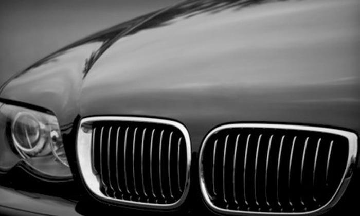 Eagles Landing Auto Spa - Parkland Estates: Platinum Supreme Wash, Birdie Detail, or Eagle Detail at Eagles Landing Auto Spa in Stockbridge (Up to 61% Off)