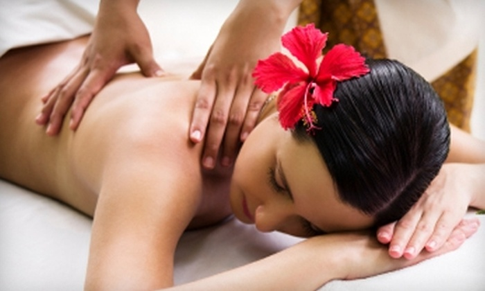 A Signature Spa - Crossroads: $119 for a Tropical Escape Spa Package at A Signature Spa in Bellevue ($265 Value)