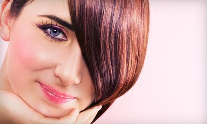 La Bella Hair Studio - Tuckahoe: $30 for $70 Worth of Hair Services at La Bella Hair Studio