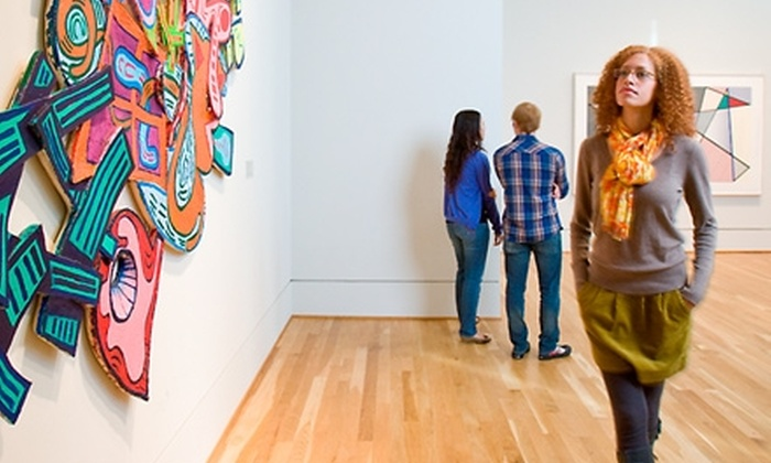 The Phillips Collection - Philadelphia: $6 for One Ticket to the Kandinsky and Stella Exhibitions at The Phillips Collection in Washington, DC (Up to $12 Value)