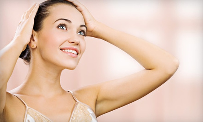 Lisia's Electrolysis & Laser Hair Removal - Big Rapids: Laser Hair Removal on One Small or Large Area at Lisia's Electrolysis & Laser Hair Removal in Big Rapids (Up to 93% Off)