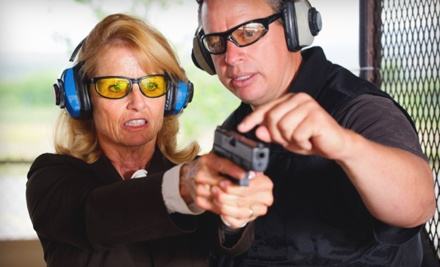 1-Hour Shooting-Range Package for 2 (a $150 value) - DFW Shooters Academy in Argyle