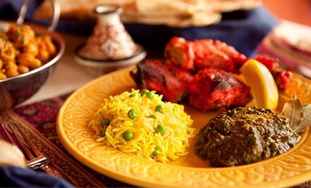 $40 Groupon to Cuisine of India - Cuisine of India in Naperville