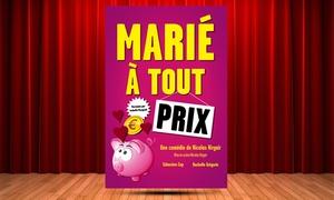 »Marié à tout prix» à la Comédie de Grenoble