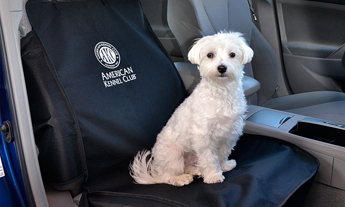 Incredible Akc Front Car Seat Cover For Pets Alphanode Cool Chair Designs And Ideas Alphanodeonline