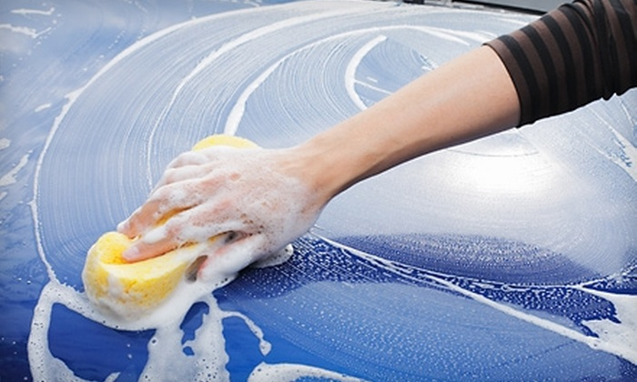 Hercules Auto Wash and Detailing - Central Topeka 2: $99 for Auto Detailing at Hercules Auto Wash and Detailing ($198 Value)