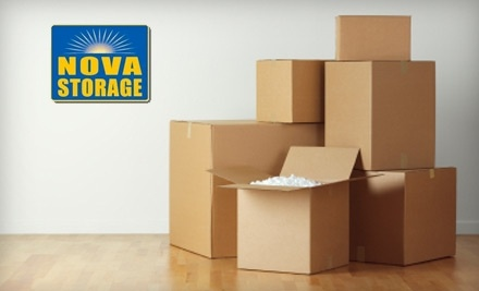 Nova Storage - Nova Storage in Downey