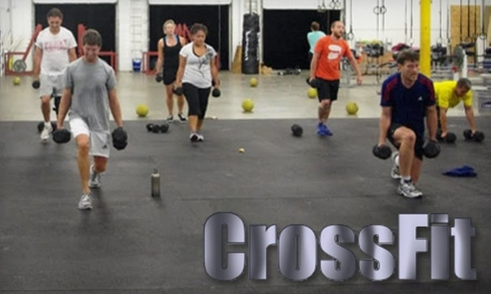 CrossFit - Multiple Locations: $39 for Six CrossFit Sessions over Two Weeks