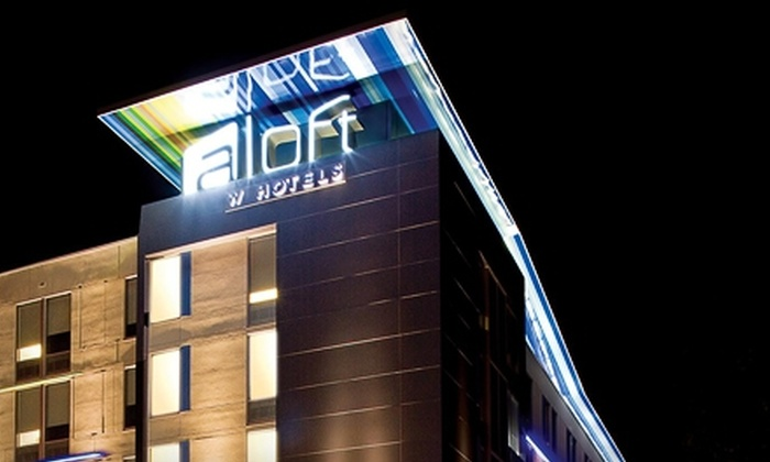 Aloft Milwaukee Downtown  - Milwaukee: $69 for a One-Night Stay on Thursday–Sunday at Aloft Milwaukee Downtown (Up to $154 Value)