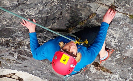 5-Hour Rock-Climbing Trip for 1 (a $175 value) - Kentucky Rock and Adventure Guides in Pine Ridge