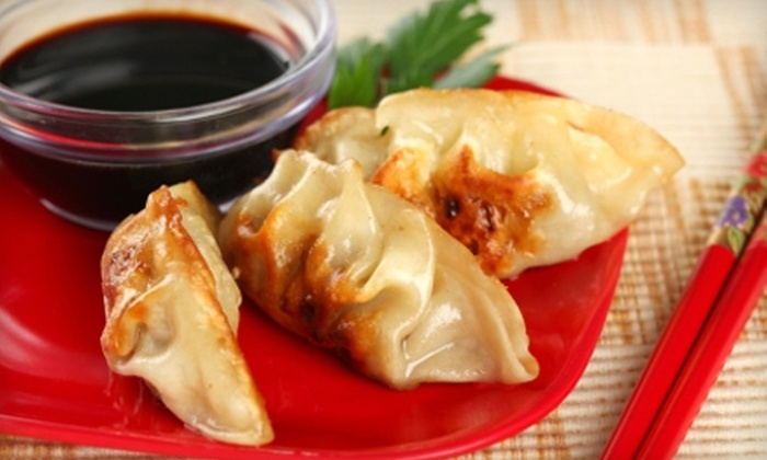 Mandarin Cove - Downtown: $10 for $20 Worth of Chinese Dinner Fare and Drinks at Mandarin Cove