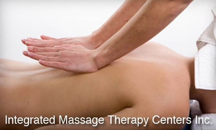Integrated Massage Therapy Center Inc. - Multiple Locations: $30 for a One-Hour Swedish Massage at Integrated Massage Therapy Center Inc. ($60 Value)