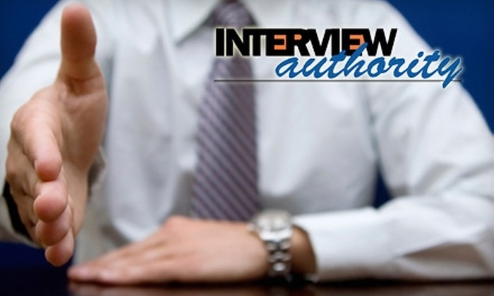 Interview Authority: $50 for Résumé or Essay Editing with Up to Two Revisions from Interview Authority (Up to $150 Value). Choose from Two Options.