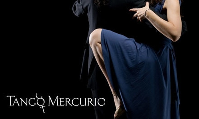 Tango Mercurio - Multiple Locations: $45 for a Six-Class Initiation Series or a Saturday/Sunday Weekend Intensive at Tango Mercurio ($90 Value)