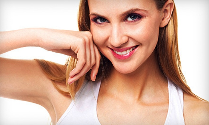 Medwest Health and Aesthetics - Clive: Laser Hair Removal for Small or Medium Area or Fraxel Laser Treatment at Medwest Health and Aesthetics (Up to 89% Off)