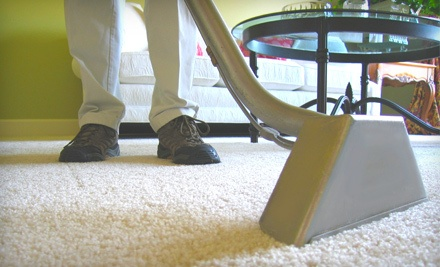 Carpet Cleaning in Two Rooms with Pre-Spray Spot Treatment and Deodorizer (a $140 value) - Howard's Steam Clean in