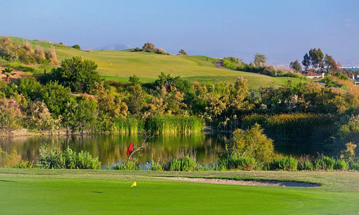 Salt Creek Golf Club - Chula Vista: Golf Package for Two or Four with Range Balls and Beer at Salt Creek Golf Club (Up to 53% Off). 4 Options.