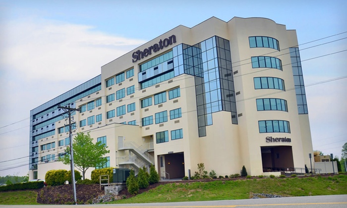 Sheraton Wilmington South Hotel - New Castle, DE: $99 for a One-Night Stay, Valid Thursday–Sunday, at Sheraton Wilmington South Hotel in New Castle, DE (Up to $249 Value)