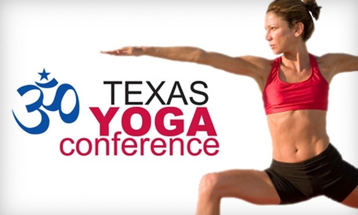 Texas Yoga Conference - Neartown/ Montrose: $15 for Admission to the Bhatki Bash Grand Opening of the Second-Annual Texas Yoga Conference ($25 Value)
