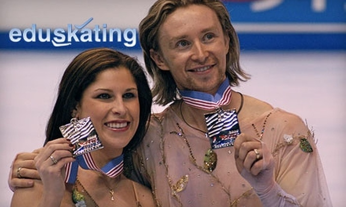 Eduskating's Fever on Ice - Multiple Locations: $30 for Three Group Ice-Skating Classes at Eduskating's Fever on Ice ($60 Value)