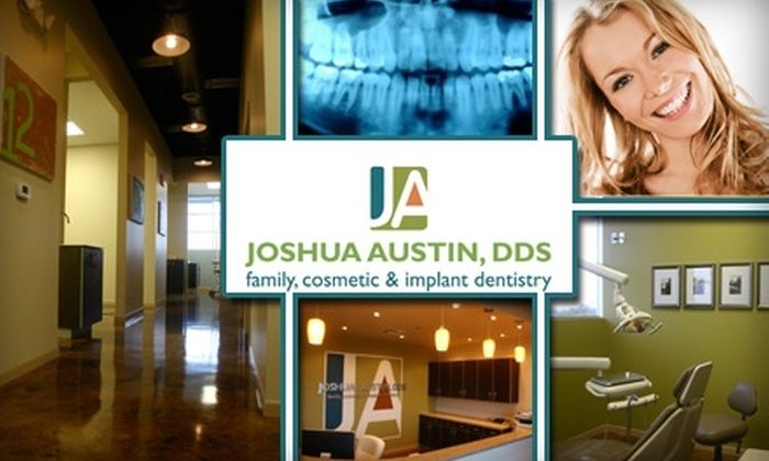 Joshua Austin, DDS PLLC - Northwest Side: $99 for a Comprehensive Dental Exam, Cleaning, X-Rays, and Sonic Toothbrush from Joshua Austin, DDS (Up to $242 Value)