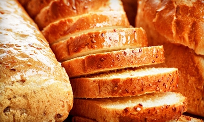 McGavin's Bread Basket - Multiple Locations: $5 for $10 Worth of Baked Goods at McGavin's Bread Basket. Choose From Five Locations.