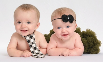 $19 for a Three-Image CD and Photo Package with Two Traditional Photo Sheets ($129.93 Value)