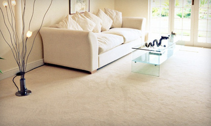Prestige Carpet & Upholstery Cleaning - Rudgear Estates: Carpet and Upholstery Cleaning from Prestige Carpet & Upholstery Cleaning (Up to 73% Off). Three Options Available.