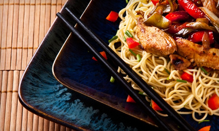 Sheng's Bistro - Mountain View: $15 for $30 Worth of Asian Fusion Cuisine at Sheng's Bistro
