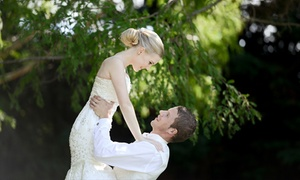 Lydia Ashley Photography: From $699 for a Wedding Photography Package and DVD of High Res Images with Lydia Ashley Photography (From $1,600 Value)