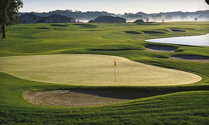 Lake Jovita Golf & Country Club - Lake Jovita Golf And Country Club: $49 for 18 Holes of Golf, Range Balls, and Lunch at Lake Jovita Golf & Country Club in Dade City (Up to $96 Value)