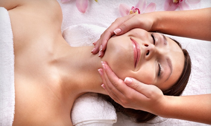 Whole Health Wellness Center & MedSpa - Soho: Organic Massage or Organic Couples Massage at Whole Health Wellness Center & MedSpa (Up to 62% Off)