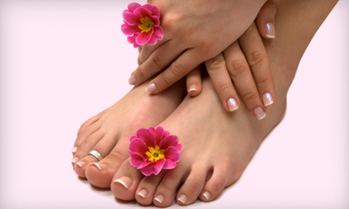 Images Salon - Silver Lake Manor: $25 for a Mani-Pedi at Images Salon in Winter Haven ($50 Value)