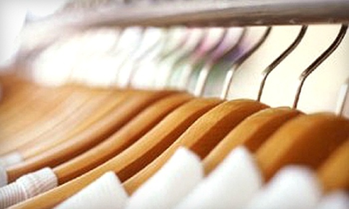 National Drycleaners - Seattle: $14 for $35 Worth of Dry-Cleaning Services at National Drycleaners