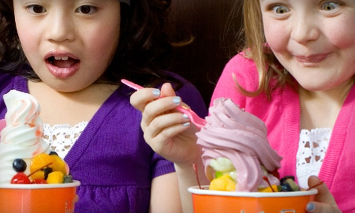 Juicy Berry - Autzen: $5 for $10 Worth of Frozen Yogurt, Smoothies, and Treats at Juicy Berry