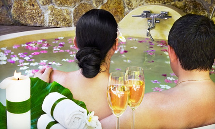 Massage Spa & Beyond - Mount Prospect: Individual or Couples Spa Package at Massage Spa & Beyond in Mount Prospect (Up to 54% Off)
