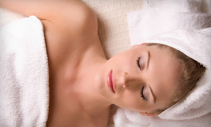 Spice Wellness Systems - Willow Park: $99 for a One-Month Whole Body Vibration Membership and Spa Package at Spice Wellness Systems ($335 Value)
