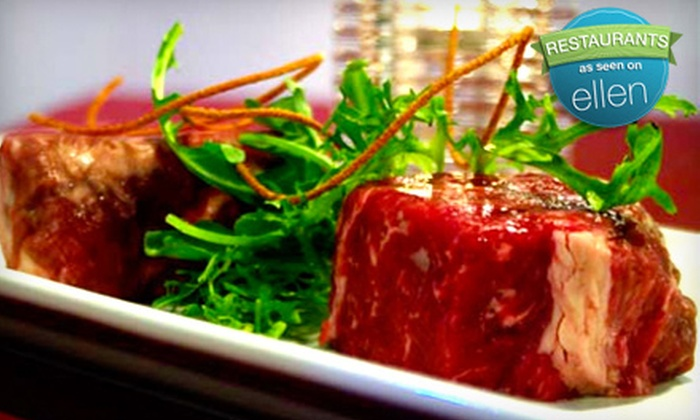Amore Infused - Seattle: Prix Fixe Italian Dinner for Two or Four at Amore Infused (Up to 65% Off)