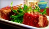 Amore Infused - Out of Business - Belltown: Prix Fixe Italian Dinner for Two or Four at Amore Infused (Up to 65% Off)