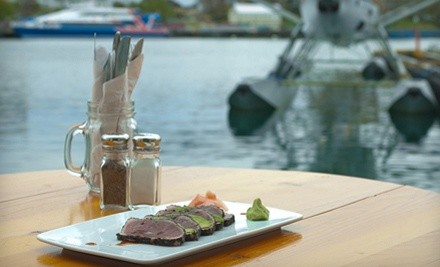 $25 Groupon to Flying Otter Grill - Flying Otter Grill in Victoria
