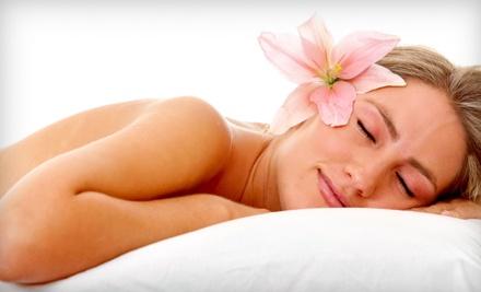One 60-Minute Swedish or Deep-Tissue Massage - Healing Garden Wellness Centre & Spa in Marietta