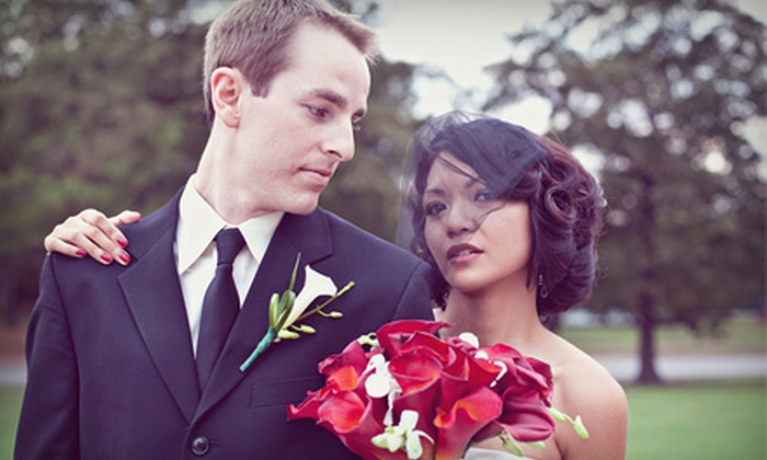 John Cachero Photography - Redeem From Home: $1,225 for a Six-Hour Wedding-Photography Package with Digital Images from John Cachero Photography ($2,450 Value)