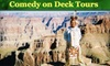 Comedy On Deck Tours - Multiple Locations: $80 for a Grand Canyon Express West Rim Tour from Comedy on Deck Tours ($160 Value)