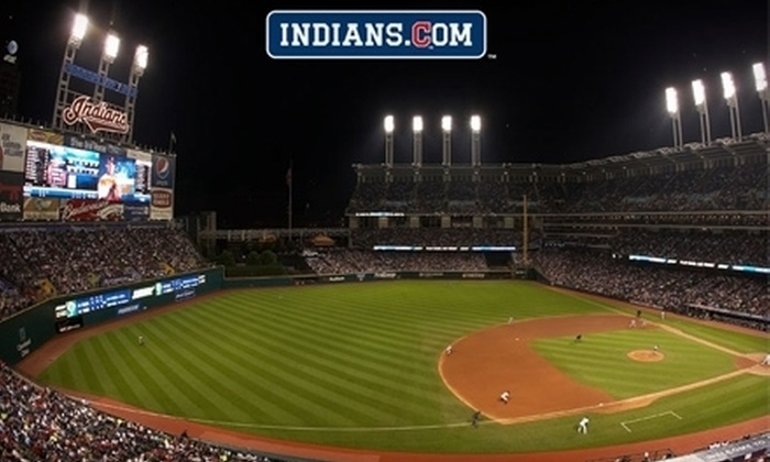 Cleveland Indians - Downtown: One Cleveland Indians Ticket. Three Games and Two Seating Options Available.
