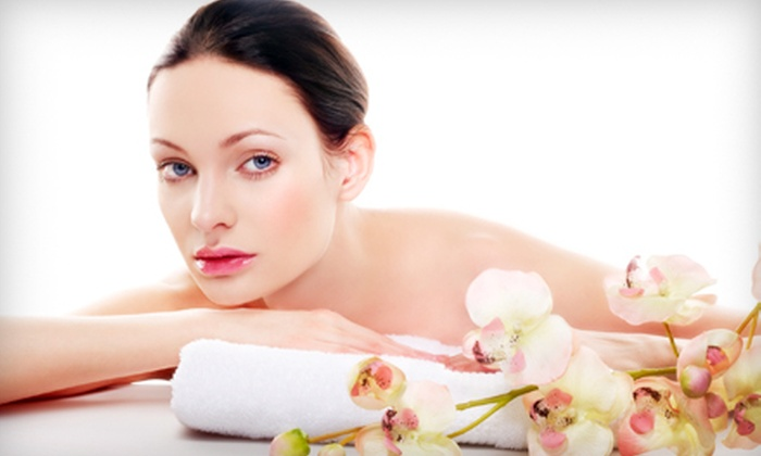 Ecobel Day Spa - North Buckhead: Spa Package for One or Two at Ecobel Day Spa