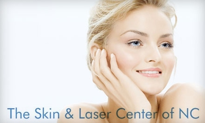 The Skin and Laser Center of North Carolina - Multiple Locations: $50 for a Microdermabrasion Treatment at The Skin and Laser Center of North Carolina ($125 Value)