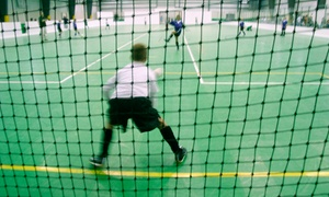 City Soccer: $80 for One Hour of Indoor Soccer Field Rental at City Soccer ($165 Value)