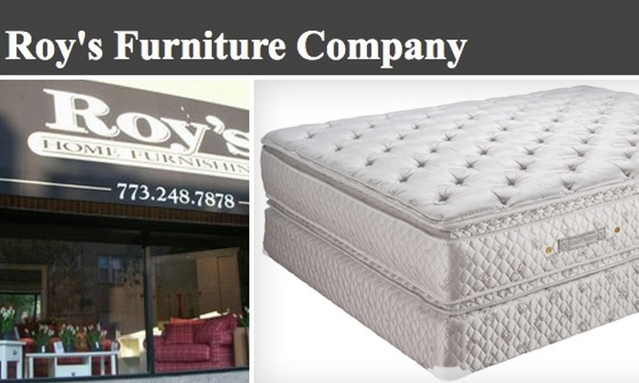 Roy's Furniture - DePaul: $50 for $400 Toward a Mattress Set at Roy's Furniture