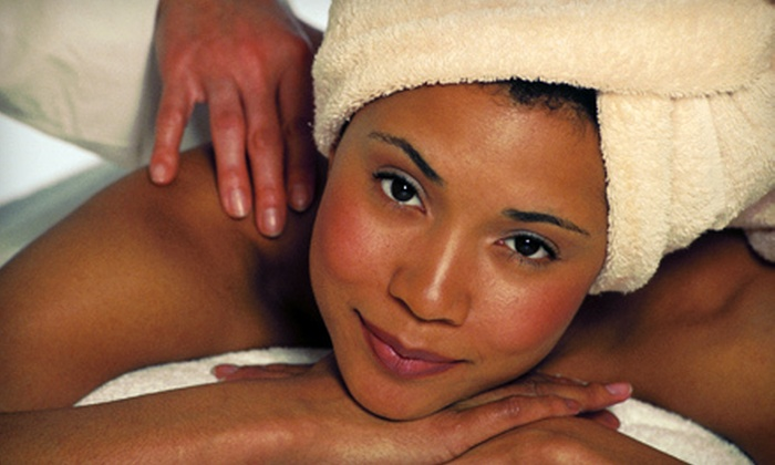 Aura at the Beach Salon & Spa - Long Beach: 60-Minute Massage with or without 30-Minute Mini Facial at Aura at the Beach Salon & Spa in Long Beach (Up to 58% Off)